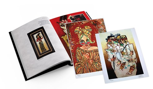The Devil's in the Detail (Limited Book) by Todd White - Limited Edition Book